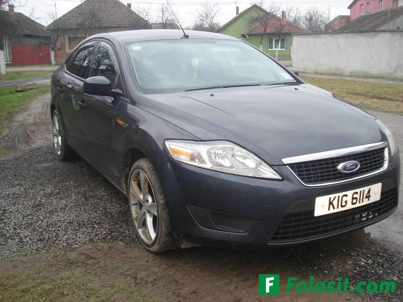 Ford Mondeo 1.8 2008 photo - 3