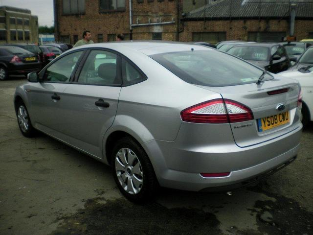 Ford Mondeo 1.8 2008 photo - 4