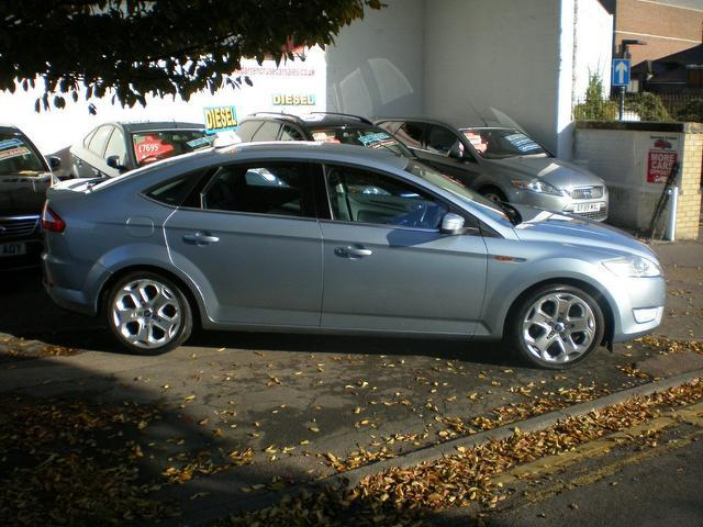 Ford Mondeo 1.8 2008 photo - 9