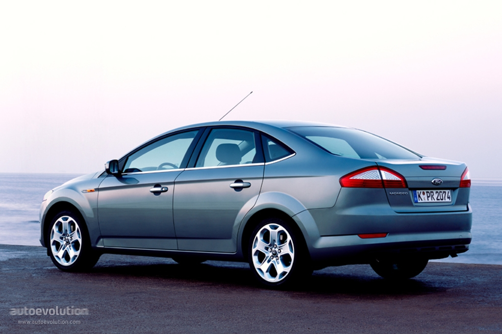 Ford Mondeo 1.8 2009 photo - 1