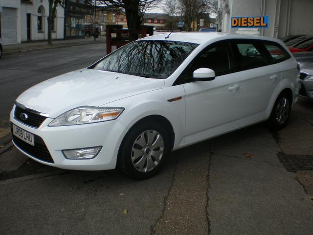 Ford Mondeo 1.8 2009 photo - 11