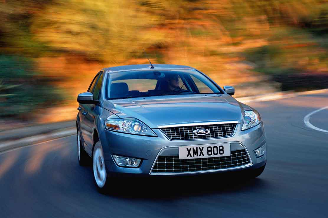 Ford Mondeo 1.8 2009 photo - 12