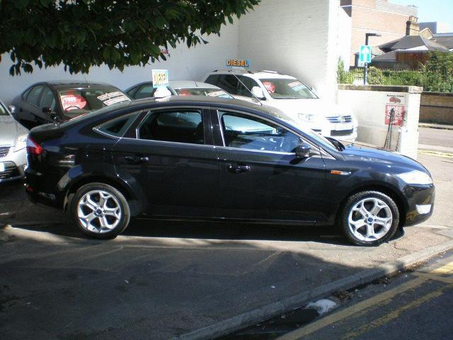 Ford Mondeo 1.8 2009 photo - 2