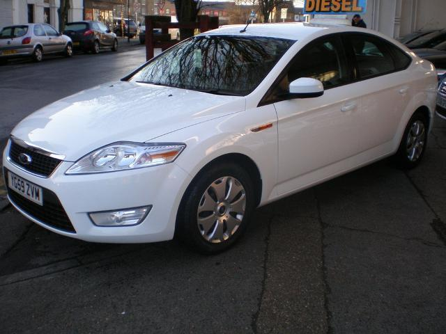 Ford Mondeo 1.8 2009 photo - 4