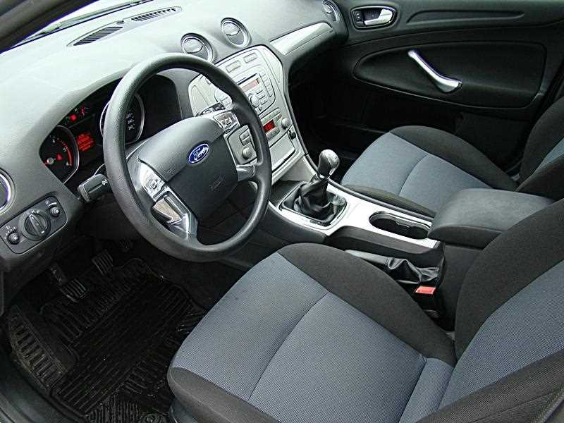 Ford Mondeo 1.8 2009 photo - 5