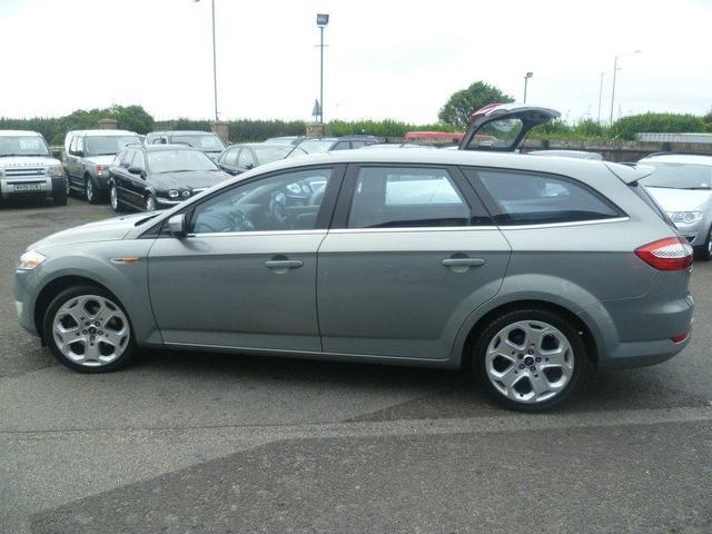 Ford Mondeo 1.8 2009 photo - 7