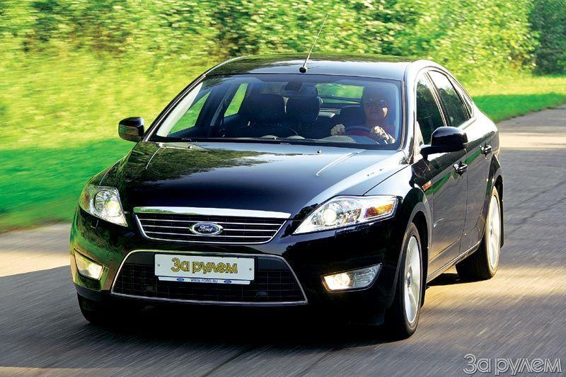 Ford Mondeo 1.8 2009 photo - 8