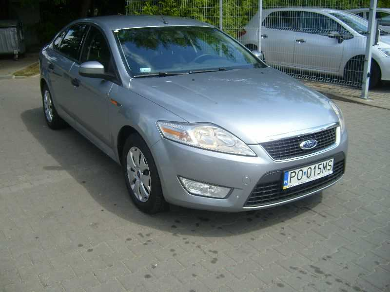 Ford Mondeo 1.8 2009 photo - 9