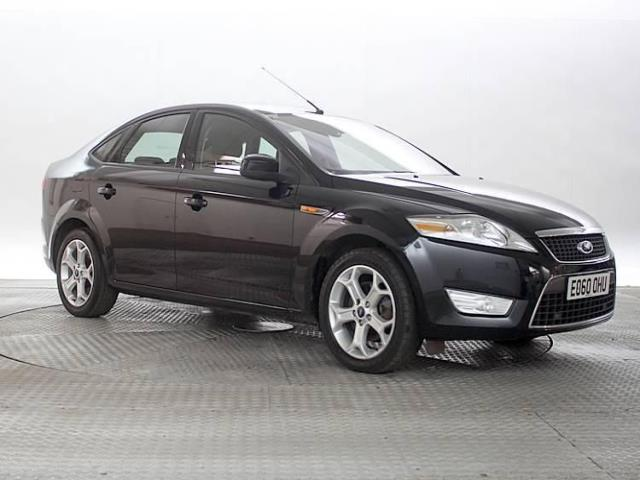 Ford Mondeo 1.8 2010 photo - 1