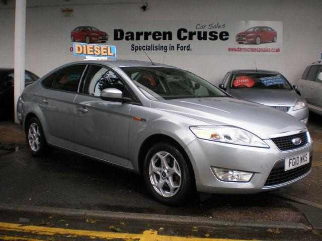 Ford Mondeo 1.8 2010 photo - 11