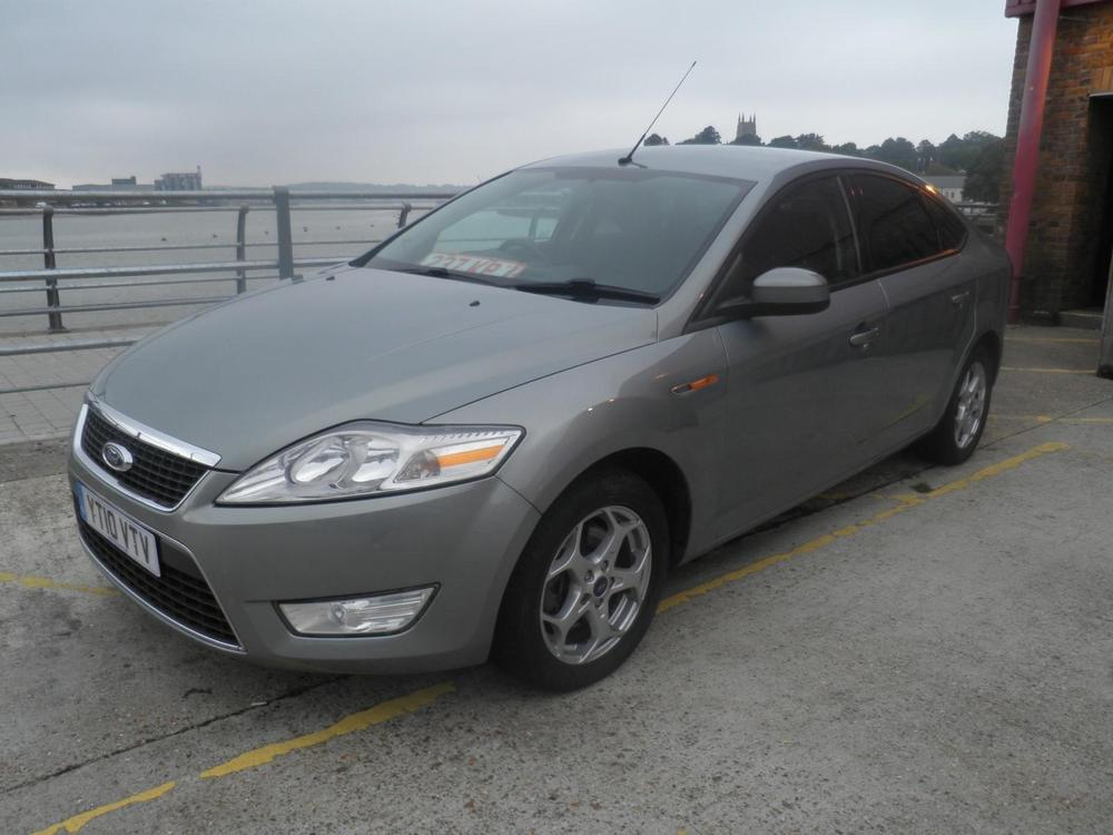 Ford Mondeo 1.8 2010 photo - 4
