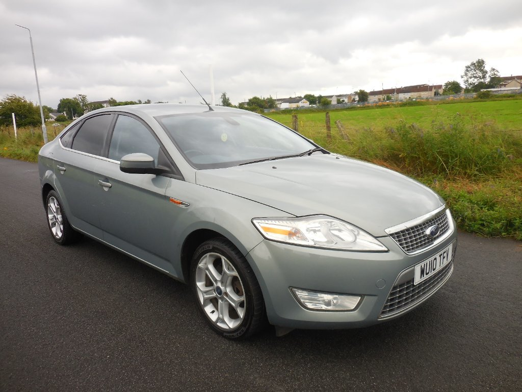 Ford Mondeo 1.8 2010 photo - 5