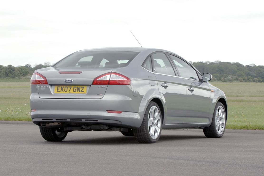 Ford Mondeo 1.8 2010 photo - 7