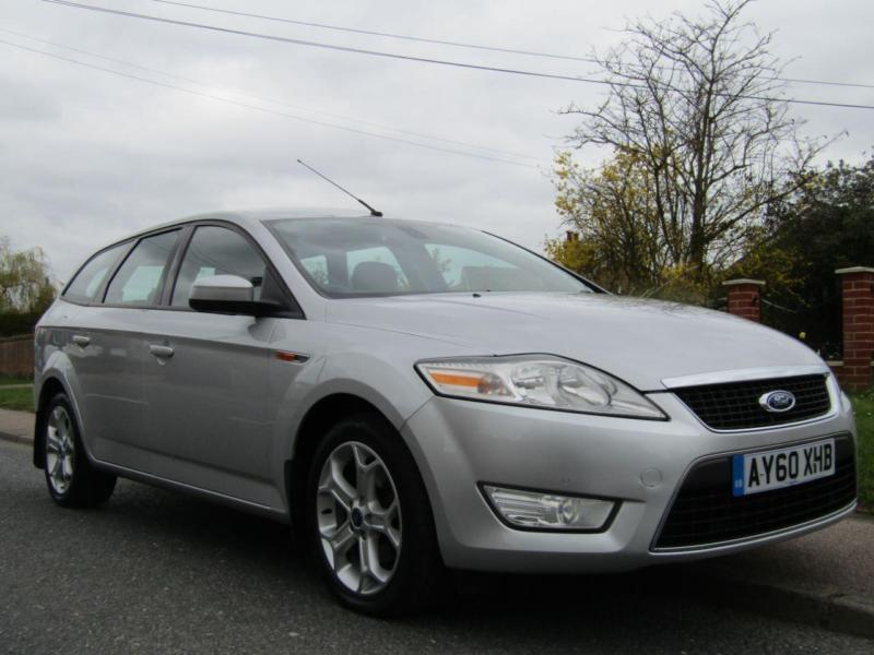 Ford Mondeo 1.8 2010 photo - 9