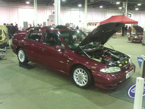 Ford Mondeo 2.0 1993 photo - 8