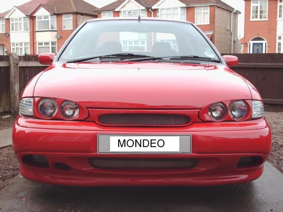Ford Mondeo 2.0 1994 photo - 1