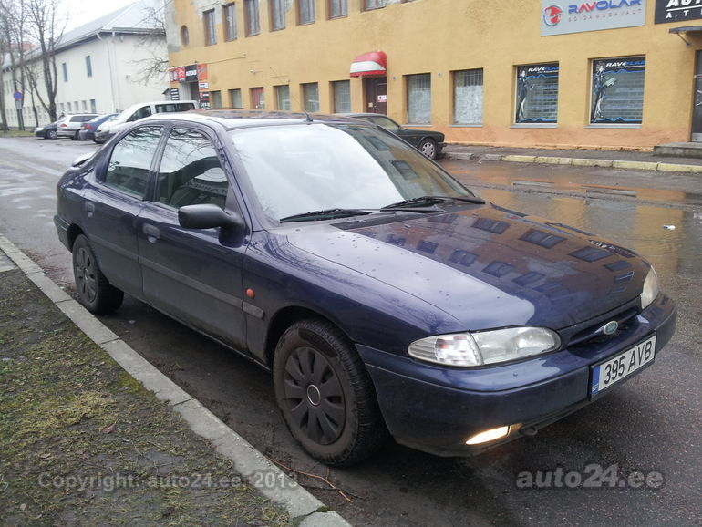 Ford Mondeo 2.0 1994 photo - 11