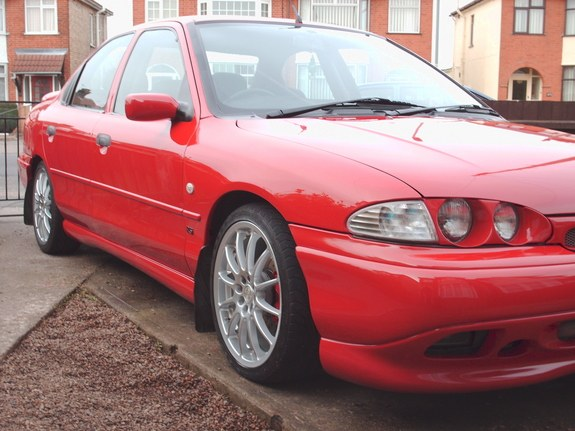 Ford Mondeo 2.0 1994 photo - 5