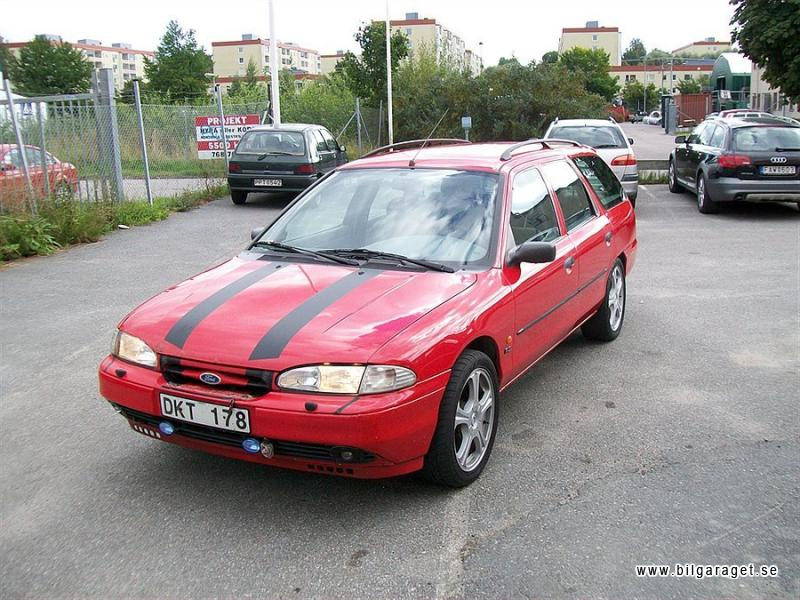 Ford Mondeo 2.0 1995 photo - 5