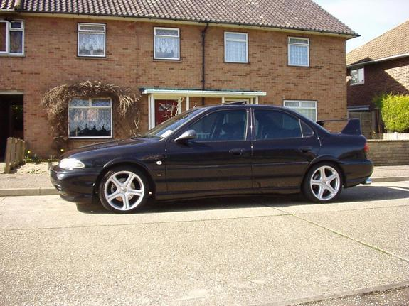 Ford Mondeo 2.0 1996 photo - 6