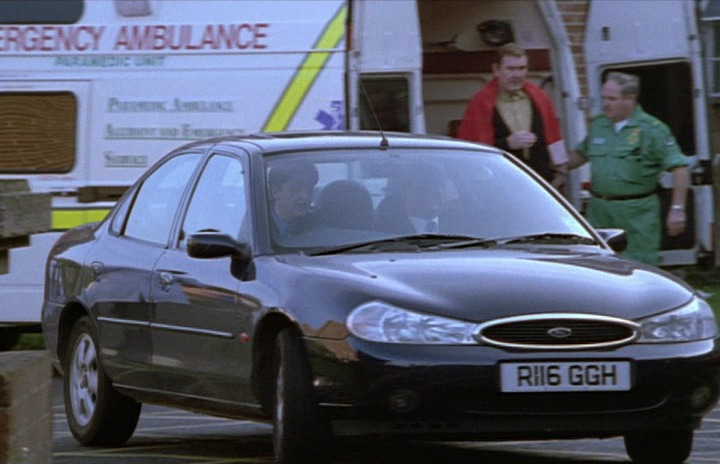 Ford Mondeo 2.0 1997 photo - 1