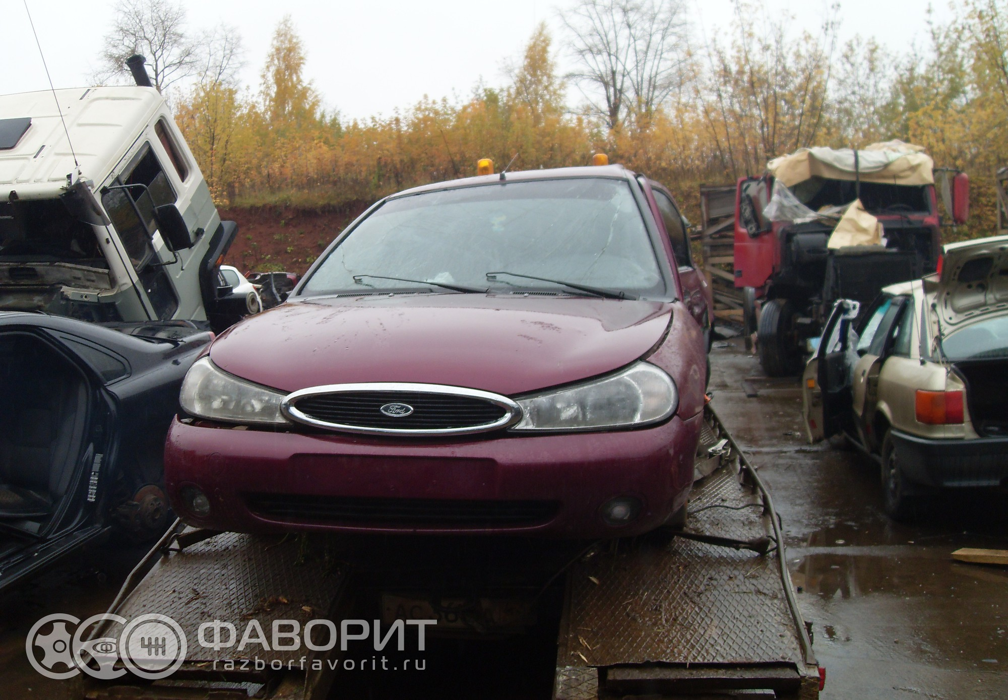 Ford Mondeo 2.0 1997 photo - 11
