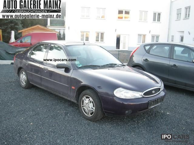Ford Mondeo 2.0 1997 photo - 2