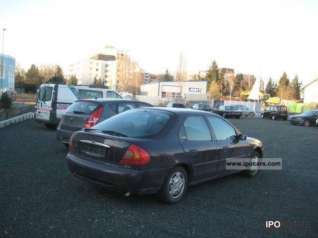Ford Mondeo 2.0 1997 photo - 3