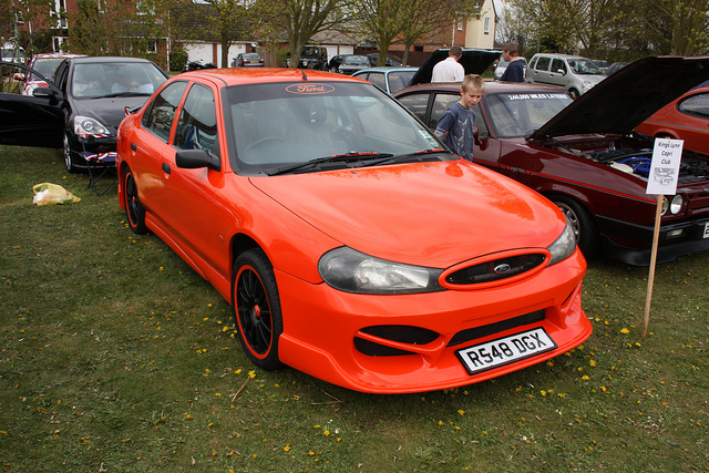 Ford Mondeo 2.0 1997 photo - 5
