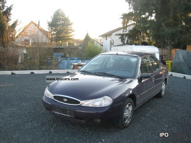 Ford Mondeo 2.0 1997 photo - 6