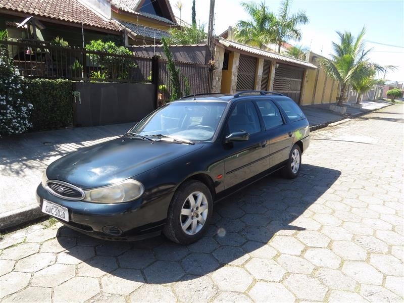 Ford Mondeo 2.0 1997 photo - 7