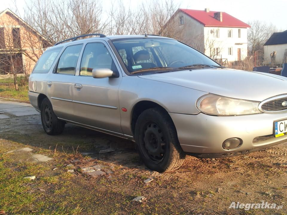 Ford Mondeo 2.0 1998 photo - 12