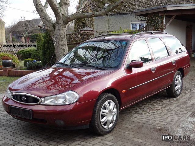 Ford Mondeo 2.0 1998 photo - 7