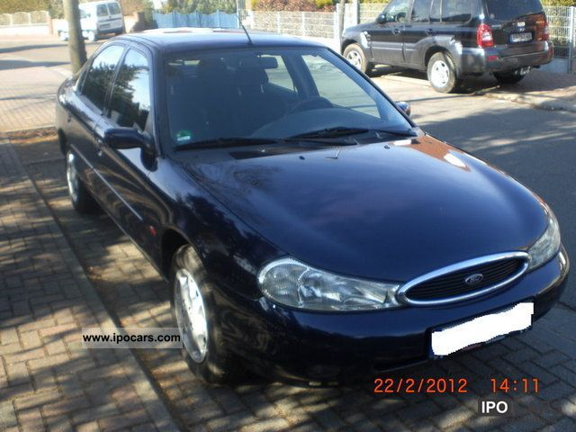 Ford Mondeo 2.0 1998 photo - 8