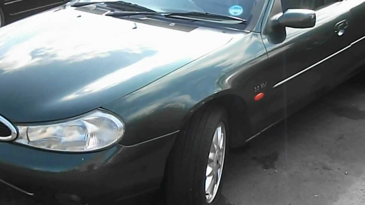 Ford Mondeo 2.0 1999 photo - 5