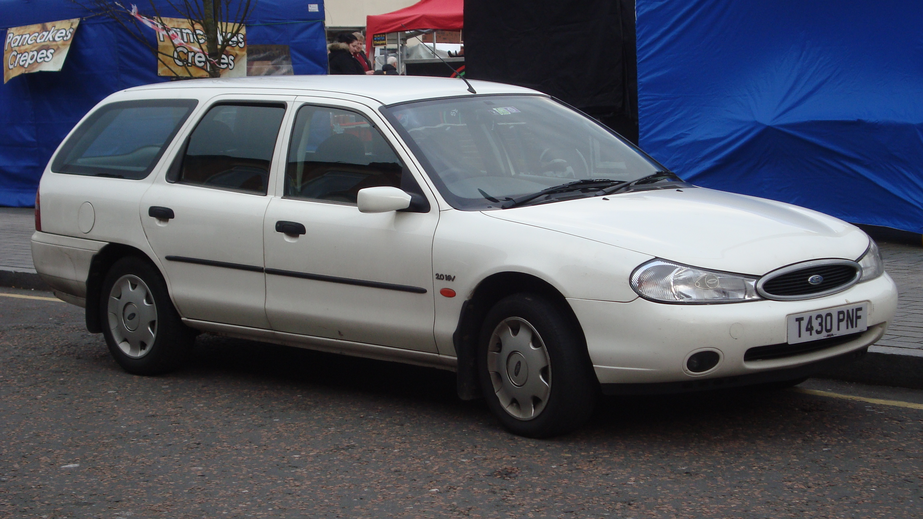 Ford Mondeo 2.0 1999 photo - 8