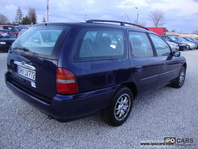 Ford Mondeo 2.0 2000 photo - 10