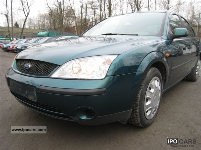 Ford Mondeo 2.0 2000 photo - 2