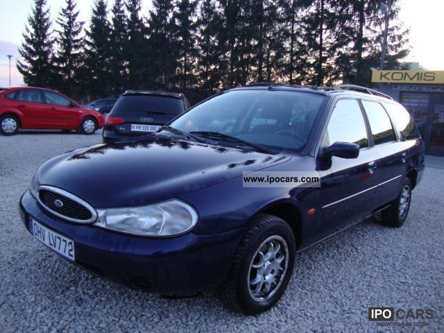 Ford Mondeo 2.0 2000 photo - 3