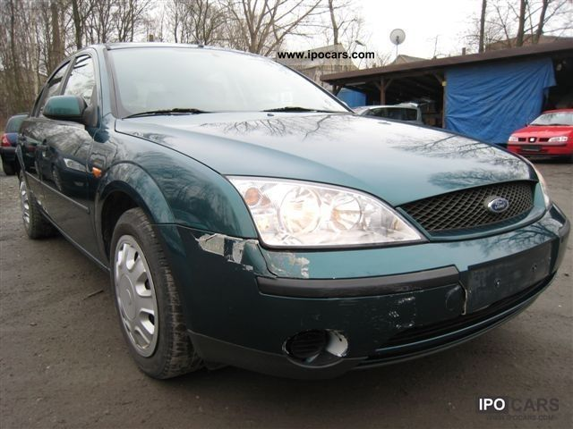 Ford Mondeo 2.0 2000 photo - 5