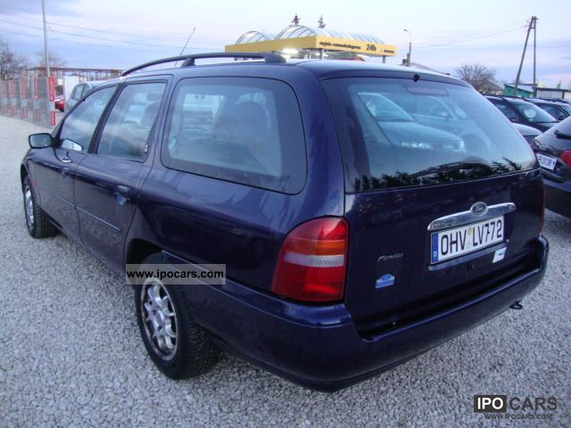 Ford Mondeo 2.0 2000 photo - 8