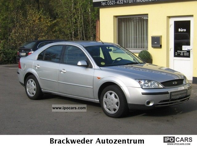 Ford Mondeo 2.0 2000 photo - 9