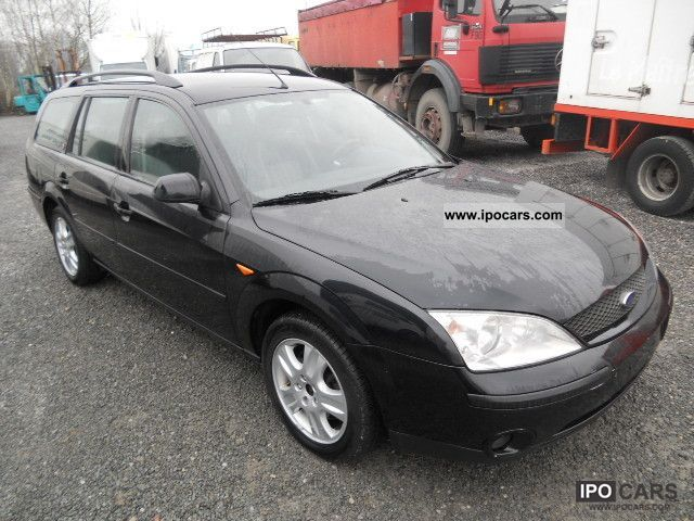 Ford Mondeo 2.0 2001 photo - 1