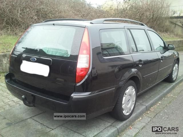 Ford Mondeo 2.0 2001 photo - 12