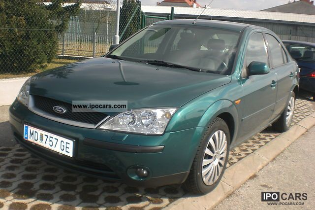 Ford Mondeo 2.0 2001 photo - 2