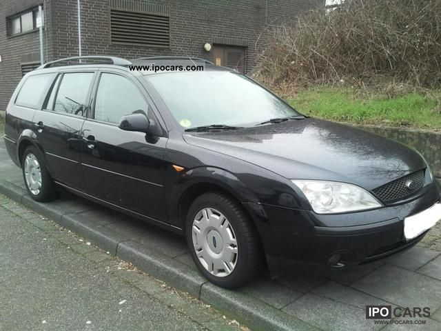 Ford Mondeo 2.0 2001 photo - 5