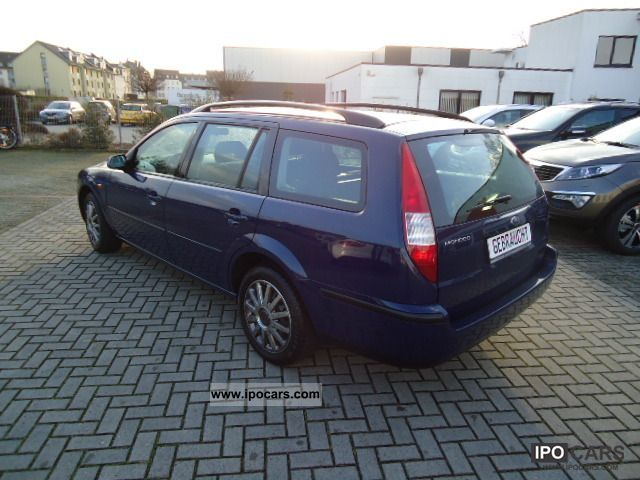 Ford Mondeo 2.0 2002 photo - 10