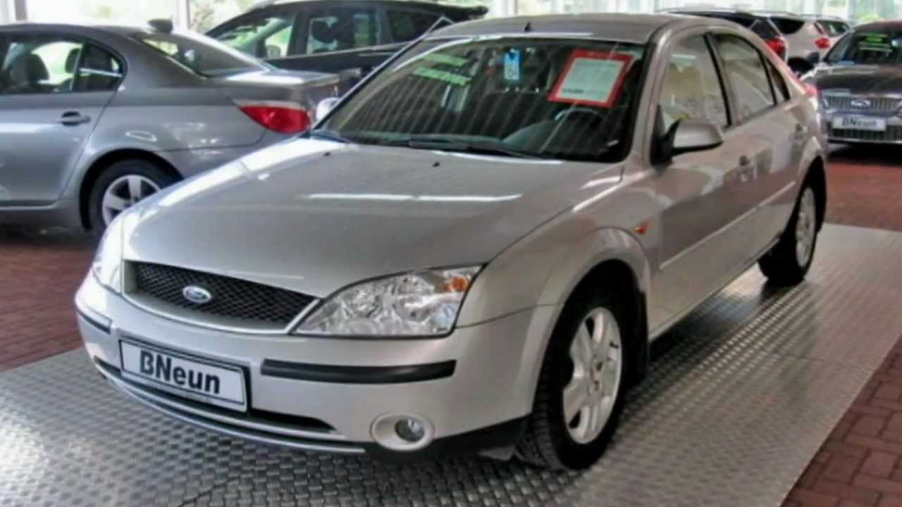 Ford Mondeo 2.0 2002 photo - 11
