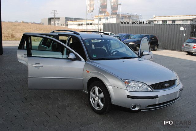 Ford Mondeo 2.0 2002 photo - 12