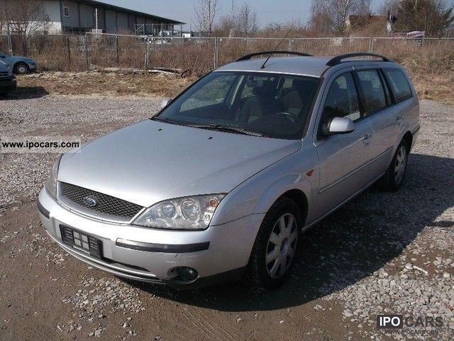 Ford Mondeo 2.0 2002 photo - 3